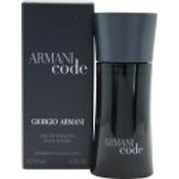 Giorgio Armani Code EDT 50ml Spray