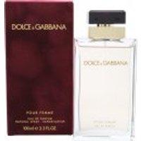 Image of Dolce & Gabbana Pour Femme Eau de Parfum 100ml Spray