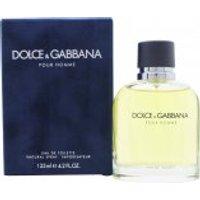 Dolce & Gabbana Pour Homme EDT 125ml Spray