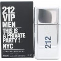 Carolina Herrera 212 VIP Men EDT 50ml Spray