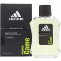 Adidas Pure Game EDT 100ml Spray