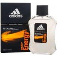 Adidas Deep Energy EDT 100ml Spray