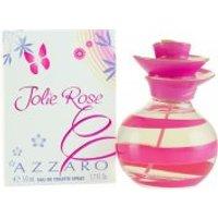 Azzaro Jolie Rose EDT 50ml Spray