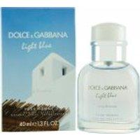 Dolce & Gabbana Light Blue Living Stromboli EDT 40ml Spray