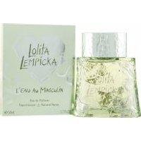 Lolita Lempicka L'Eau Au Masculin EDT 50ml Spray
