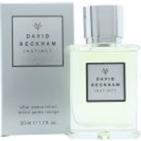 David & Victoria Beckham David Beckham Instinct Aftershave 50ml Splash