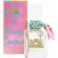 Juicy Couture Peace, Love and Juicy Couture EDP 50ml Spray