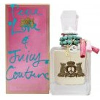 Juicy Couture Peace, Love and Juicy Couture EDP 100ml Spray