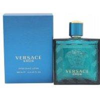 Versace Eros Aftershave Lotion 100ml Splash