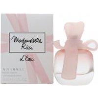 Image of Nina Ricci Mademoiselle Ricci L'Eau Eau de Toilette 30ml Spray