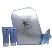 Thierry Mugler Angel Gift Set 50 EDP + 100ml Shower Gel + 100ml Body Lotion