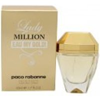 Paco Rabanne Lady Million Eau My Gold! EDT 50ml Spray