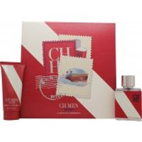Carolina Herrera CH Men Sport Gift Set 50ml EDT + 100ml Aftershave Balm