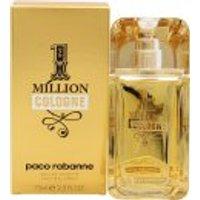 Paco Rabanne 1 Million Cologne EDT 75ml Spray