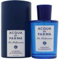 Acqua di Parma Blu Mediterraneo Ginepro di Sardegna EDT 150ml Spray