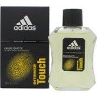 Adidas Intense Touch EDT 100ml Spray