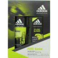 Adidas Pure Game Gift Set 150ml Deodorant Spray + 250ml Shower Gel