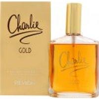 Image of Revlon Charlie Gold Eau De Toilette 100ml Spray