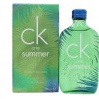 Calvin Klein CK One Summer 2016 EDT 100ml Spray