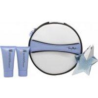 Thierry Mugler Angel Gift Set 25ml EDP + 30ml Body Lotion + 30ml Shower Gel + Cosmetic Bag