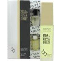 Alyssa Ashley Musk Gift Set 100ml EDT + 5ml Musk Perfume Oil + 5ml White Musk Perfume Oil