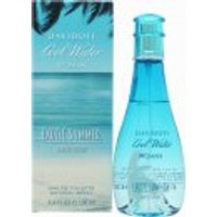 Davidoff Cool Water Woman Exotic Summer EDT 100ml Spray