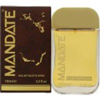 Eden Classics Eden Classic Mandate EDT 100ml Spray