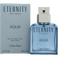 Calvin Klein Eternity Aqua EDT 100ml Spray