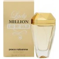 Paco Rabanne Lady Million Eau My Gold! EDT 80ml Spray