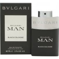 Bvlgari Man Black Cologne EDT 60ml Spray