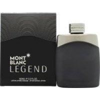 Mont Blanc Legend Aftershave Lotion 100ml Splash
