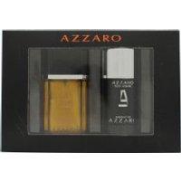 Azzaro Pour Homme Gift Set 50ml EDT + 75ml Deodorant Stick