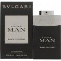 Bvlgari Man Black Cologne EDT 100ml Spray