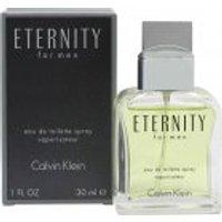 Calvin Klein Eternity EDT 30ml Spray