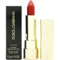 Dolce & Gabbana The Lipstick Classic Cream Lipstick 3.5g - 620 Devil
