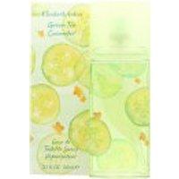 Elizabeth Arden Green Tea Cucumber EDT 100ml Spray