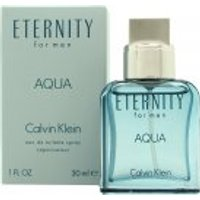 Calvin Klein Eternity Aqua EDT 30ml Spray