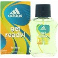 Adidas Get Ready! for men EDT 50ml Spray