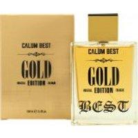 Calum Best Gold EDC 100ml Spray