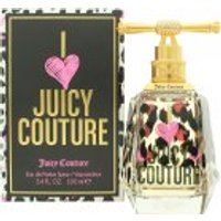 Juicy Couture I Love Juicy Couture EDP 100ml Spray