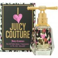 Juicy Couture I Love Juicy Couture EDP 50ml Spray
