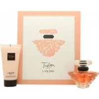 Lancome Tresor Gift Set 30ml EDP + 50ml Body Lotion