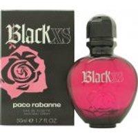 Paco Rabanne Black XS EDT 50ml Spray