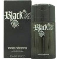 Paco Rabanne Black XS EDT 30ml Spray