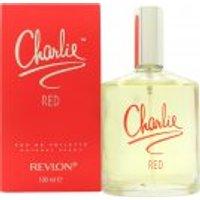 Image of Revlon Charlie Red Eau de Toilette 100ml Spray