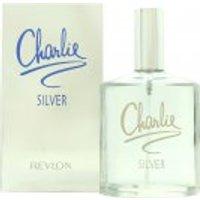 Image of Revlon Charlie Silver Eau de Toilette 100ml Spray