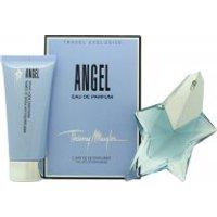 Thierry Mugler Angel Gift Set 50ml EDP Spray + 100ml Perfuming Body Lotion