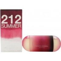Carolina Herrera 212 Summer EDT 60ml Spray