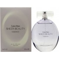 Calvin Klein Sheer Beauty Essence EDT 100ml Spray