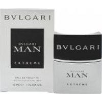 Bvlgari Man Extreme EDT 30ml Spray